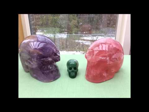 CRYSTAL SKULLS with Christopher Tims and Lady Master Venus