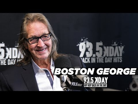 Boston George - Working w/ Pablo Escobar, Prison Visit From Johnny Depp, And More!