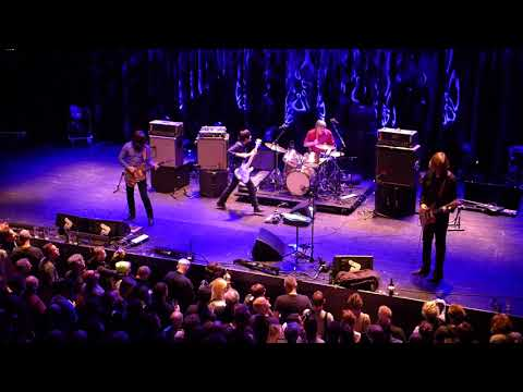 Thurston Moore Group, full set live Utrecht 10-11-2017, Le Guess Who