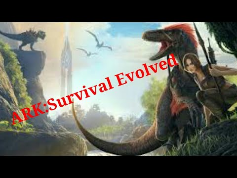Learning the Ways of ARK |ARK Survival Evolved (Preview)