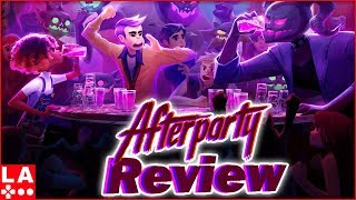 AfterParty Review | PS4, Xbox One, PC (Video Game Video Review)