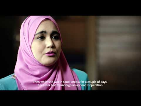 AIA Malaysia - #MakeARealDifference - Kisah Nur Umira