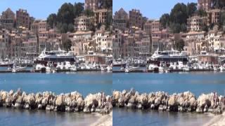3D video - Mallorca im April - YT3D