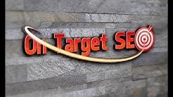 Venice Florida SEO Services http://On-Target-SEO.com