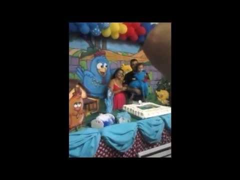 Decoração festa infantil | Galinha pintadinha