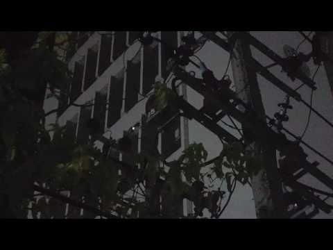 Bangkok electricity fault