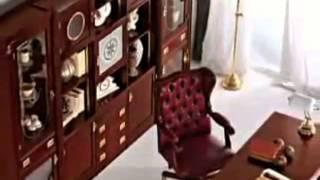 видео Элитная мебель из дерева