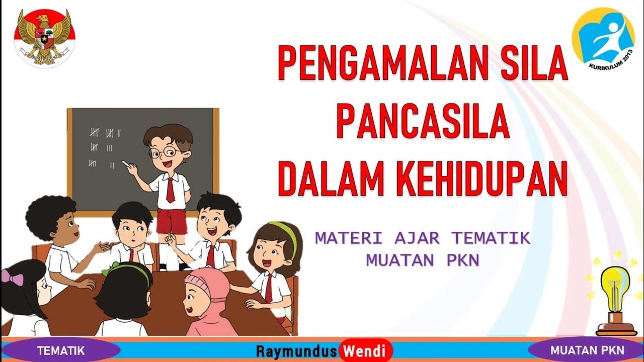 Kepada pancasila ideologi negara indonesia, lihat pancasila. Membina Persatuan Dan Kesatuan Bangsa Merupakan Wujud