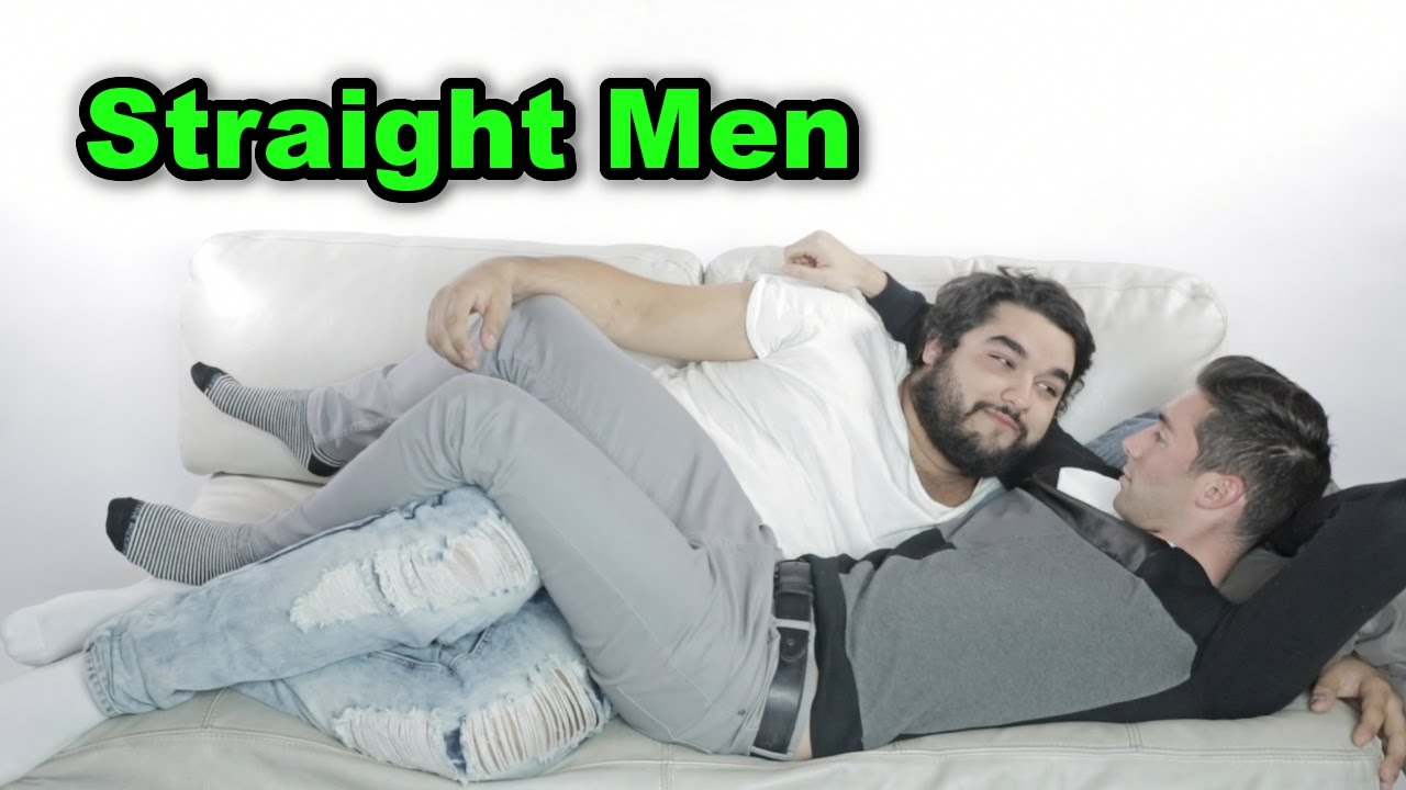 cute guys cuddling