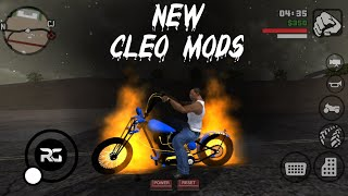 GTA San Andreas New Cleo Mods For Android | Royal Gamer Is back | Nougat & Oreo Support | 2018