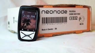 Neonode N1m чудесное прикосновение 2005 ретроспектива