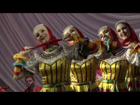 Выступление Государственного ансамбля танца «Урал» (Снежинск, ДК «Октябрь», 17 марта 2020 г.). ч2 HD
