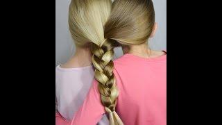 Long Hair to Shorter Hair | Locks of Love Haircut | Bee's Haircut |BabesInHairland.com