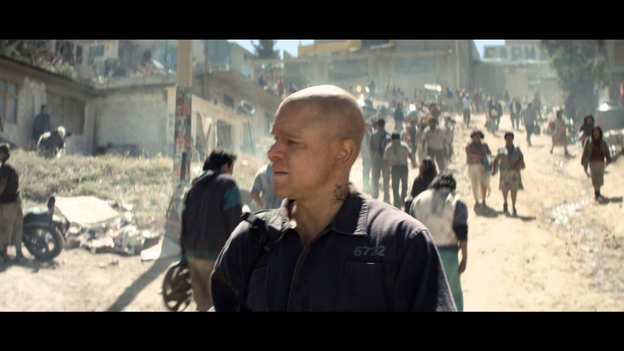 Elysium (trailer A, slovenské titulky)