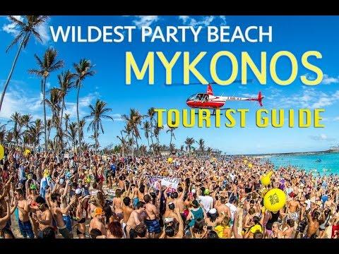 Mykonos | Party Island Of Greece | Tourist Guide HD