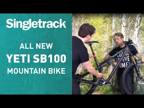 All New Yeti SB100 Mountain Bike