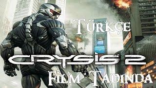 Crysis 2 Türkçe Tüm Oyun İçi Sahneler Film Tadında