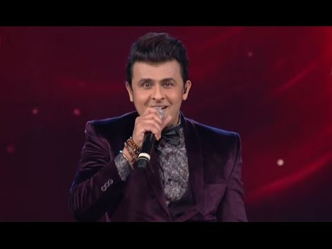 Sonu Nigam's awesome intro at Royal Stag Mirchi Music Awards | #RSMMA | Radio Mirchi