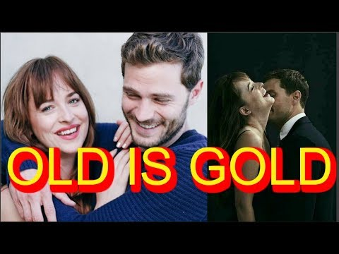 Jamie Dornan and Dakota Johnson Cute Moment  Old is Gold  JD and DJ 2018