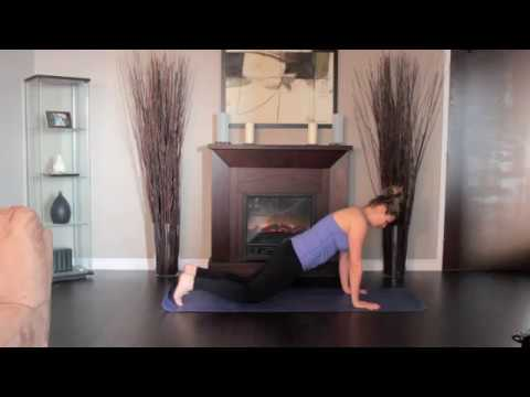 1 minute yoga flow sequence for beginners  youtube