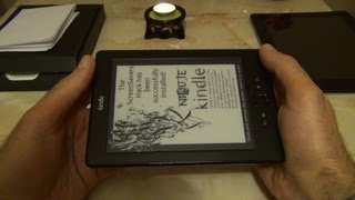 Amazon Kindle 5. Чем же Хороша эта Легендарная Книга? / Арстайл /