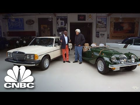 Jay Leno's Garage: Jay And Donald Osborne Access Cars That Run On Anything But Gas | CNBC Prime