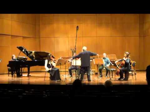 DIMITRIOS SKYLLAS - EGOLALIA (for six instruments)