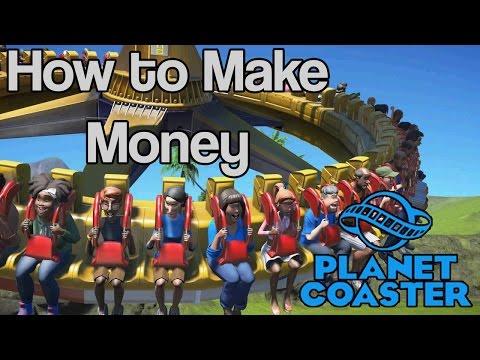 Planet Coaster: How to Make Money Tutorial Tips & Tricks
