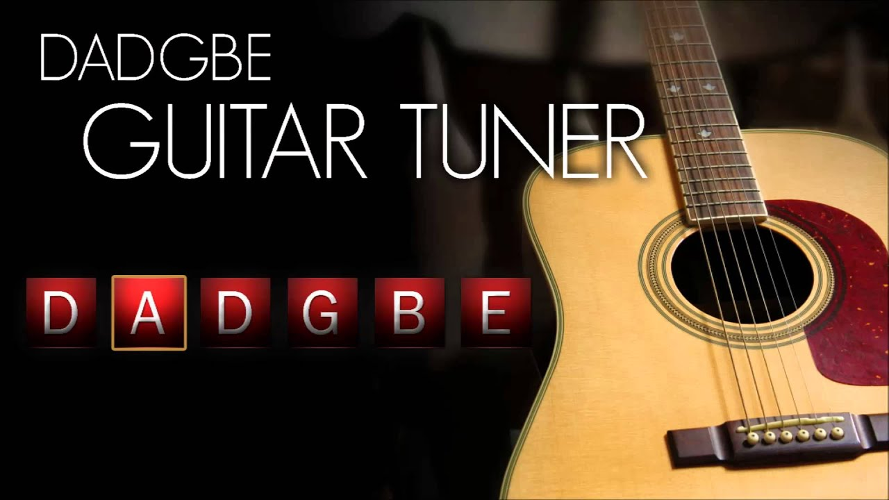 drop d guitar tuner acoustic interactive youtube. Black Bedroom Furniture Sets. Home Design Ideas