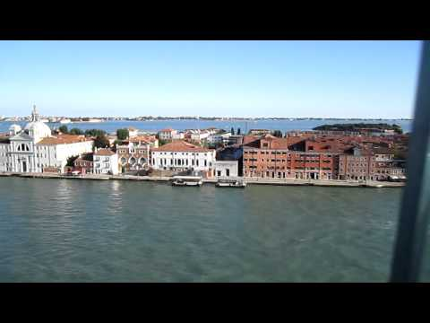 Venice view from ship 3.