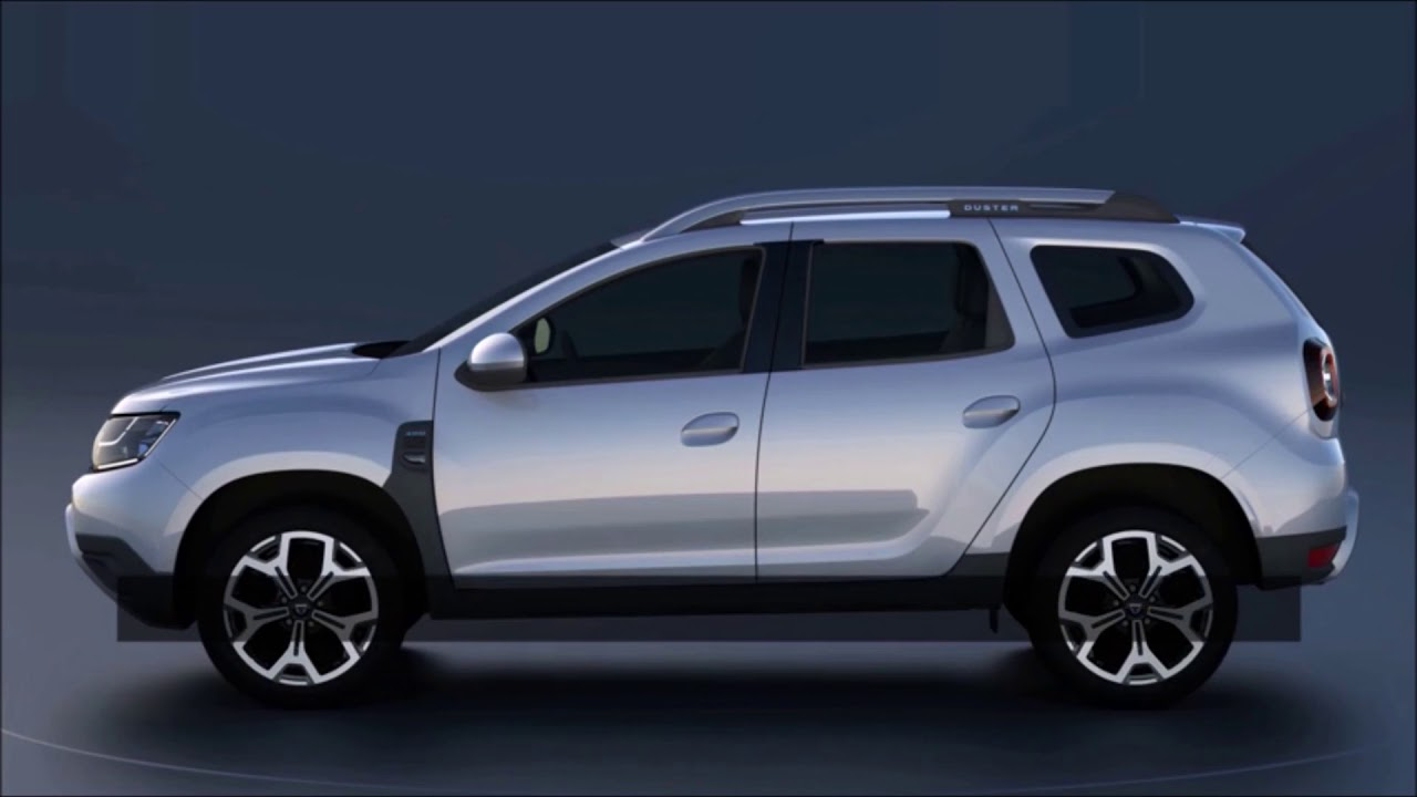 Evolution ext rieur du nouveau dacia duster 2018 youtube for Interieur nouveau duster 2018