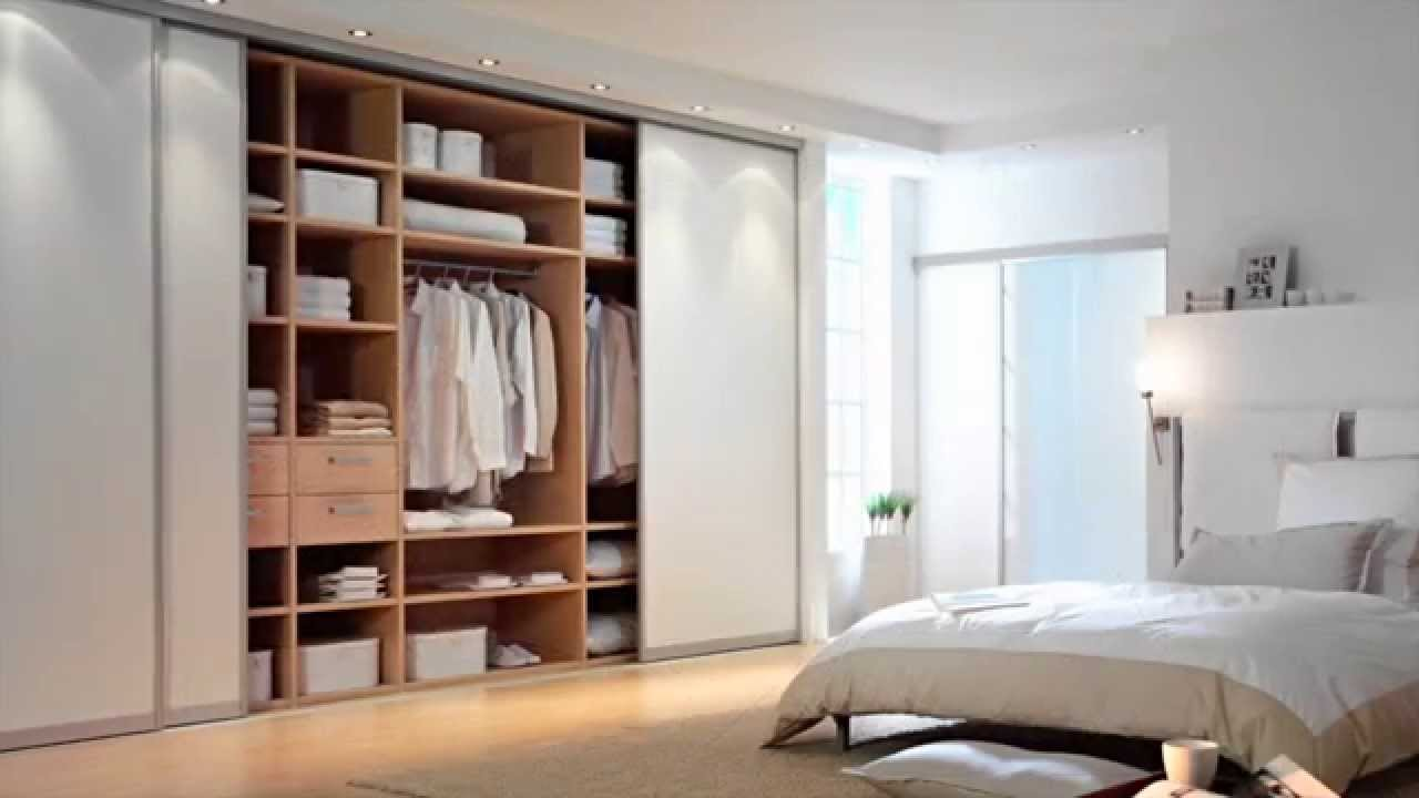 neuer schiebet ren look f r ihren kleiderschrank inova macht es m glich youtube. Black Bedroom Furniture Sets. Home Design Ideas