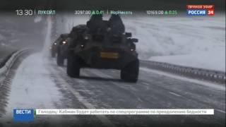 Новая танковая дивизия на Урале получила более 50 новейших БТР 82А