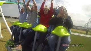 WCCB Rides Fury 325!