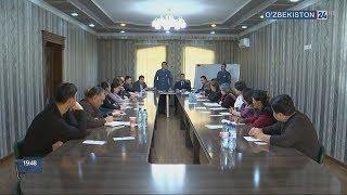 Мероприятия по разъяснению Налоговой Концепции в Яшнабадском районе