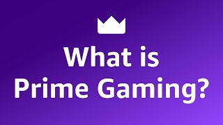 What IS Prime Gaming?