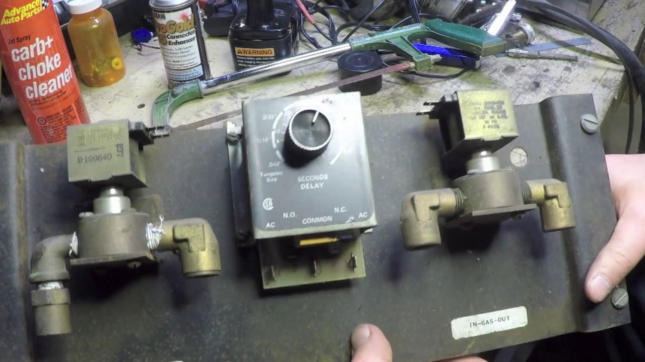 Airco 3A Heliarc, Miller 330 a/bp tig welder Part 4: Doubting myself ...
