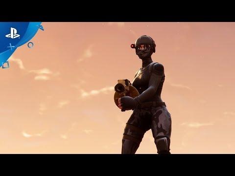 Fortnite - New Item: Port-a-Fort | PS4
