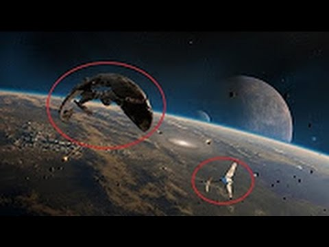 NASA Released Video Of The Appearance Of UFOs And Aliens From Outer Space Shocking World