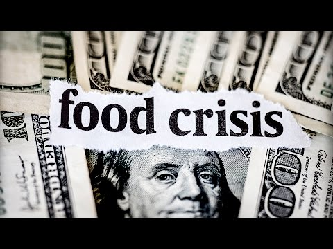 Food Industry Warns Of Life-Threatening Shortages From Climate Change - The Ring Of Fire