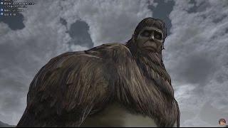 PS4 進擊的巨人   Ep.04   決戰女巨人、猿巨人& 鎧巨人參戰