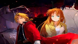 Nightcore - Golden Time Lover (FMA: Brotherhood OP 3)