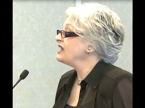 2015 Task Force on Sexual Abuse by Doctors - Sharon Danley Deputation