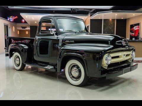 1953 Ford Pickup For Sale - YouTube
