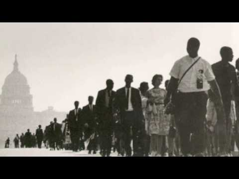 """Martin Luther King """"I Have A Dream"""" speech w/ original  Music.  Amazing!!!"""