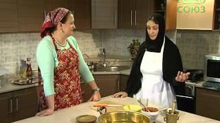 Кулинарное паломничество. Готовим рыбу в горшочке в Введенском Владычном монастыре