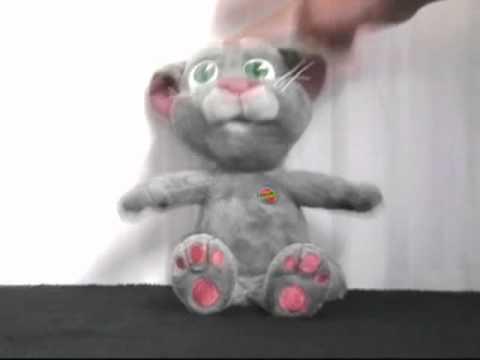 Talking Tom Cat Plush Youtube