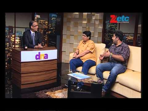 Youngistaan producer Vashu Bhagnani & director Syed Ahmad Afzal with Komal Nahta