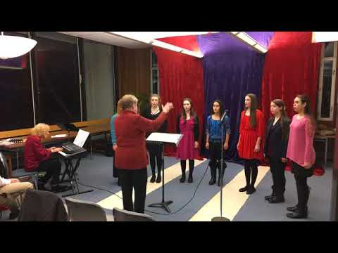 South Portland Library After Hours Concert -  Dec 9, 2017