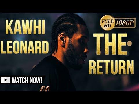 "Kawhi Leonard  ""THE RETURN"" Mini-Movie Mix 2017 - Spurs Highlights (Motivational 2018 HYPE Promo)ᴴᴰ"